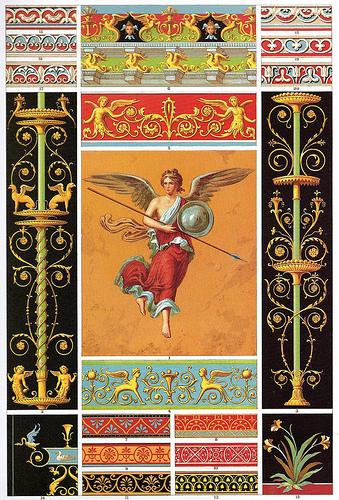 Atenea-Minerva reina en el Corazón