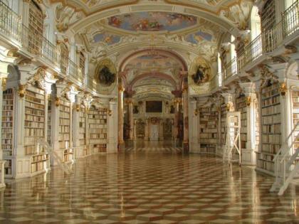 Un templo para los libros
