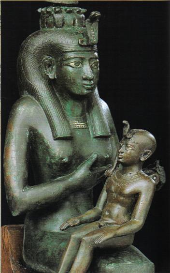 Isis, Madre y Señora, Ruega por Nosotros...